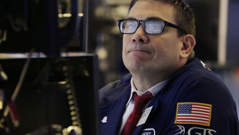 Bitcoin futures had a volatile debut on Wall Street.