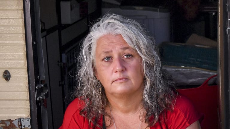 Kathryn Little, a contractor, had her ABN suddenly cancelled by the ATO.