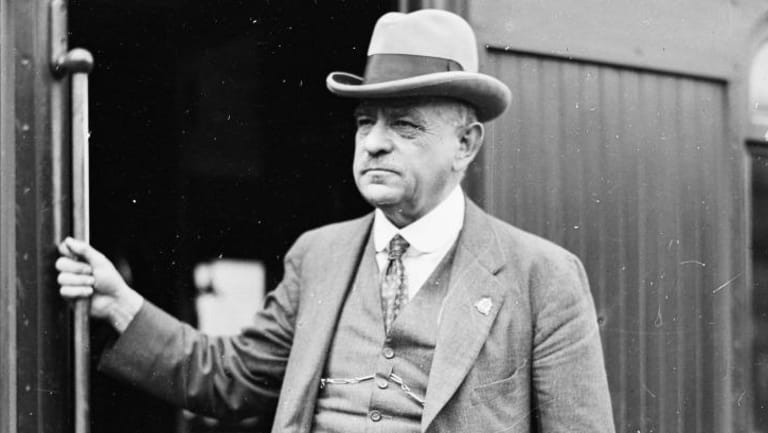Sir John Monash turned Victoria's Latrobe Valley into an electrical powerhouse.