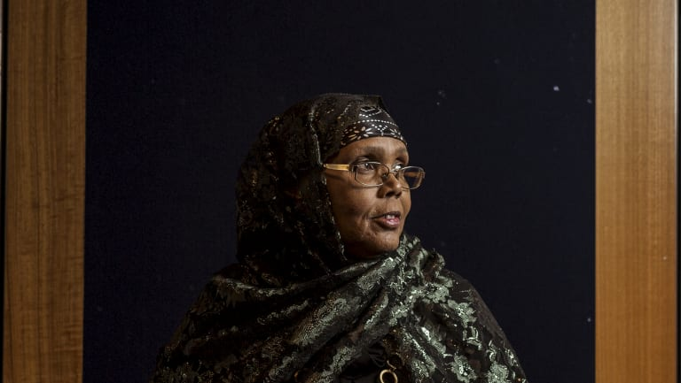 A Somali-Australian who now lives in Footscray, Halima Mohamed,  works to empower African women by helping them establish businesses.