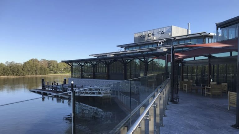 Ku De Ta is in prime position at the $18 million waterfront precinct On The Point.