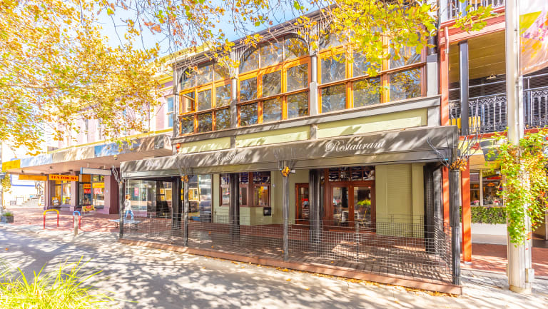 The Witch's Cauldron in Subiaco will go under the hammer next month.