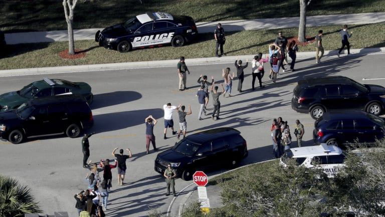 The shooting at Marjory Stoneman Douglas High School in Parkland, Florida, prompted executives at Dick's Sporting Goods to discuss what changes they could make.