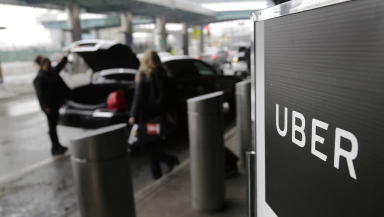 A report by Infrastructure Partnerships Australia reveals travel times in Brisbane based on anonymous Uber data.