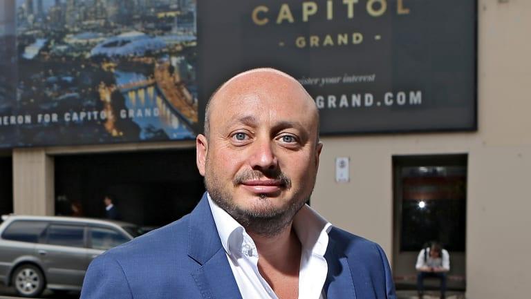 Property developer Larry Kestelman is worth somewhere in the region of $749 million.