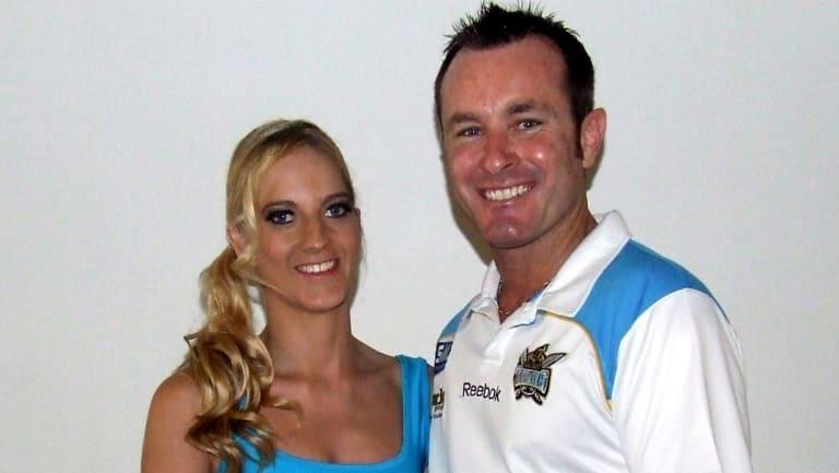 Dan Shearin and Breeana Robinson.