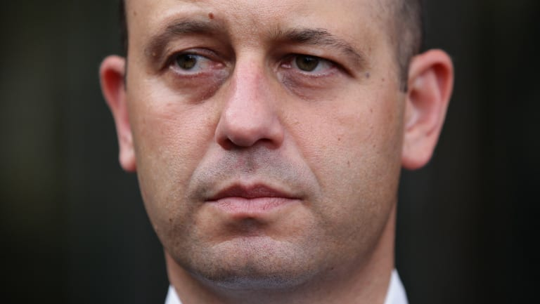 Todd Greenberg, chief executive of the NRL.