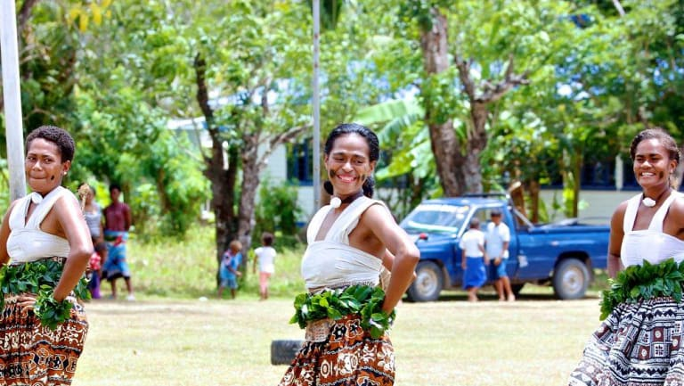 A Fijian holiday is a master class in customer service.