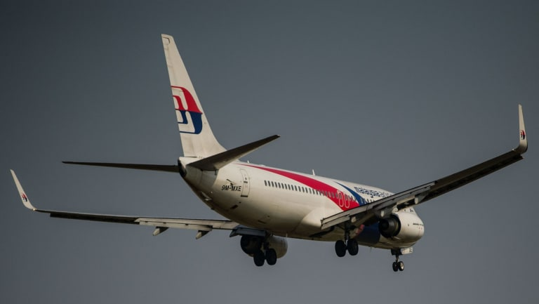 Australia contributed $63 million to the search for MH370.