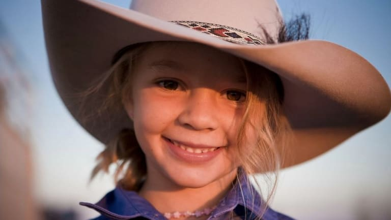 Amy Jayne Everett had been the young face of Akubra hats.