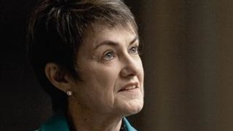"""AICD chairman Elizabeth Proust said the May figures were a """"cause for concern""""."""