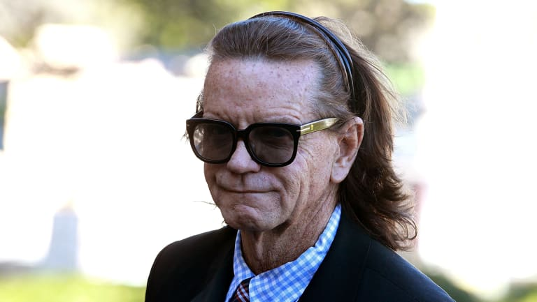 Barrister Charles Waterstreet has been ordered to pay more than $420,000 to the Tax Office.