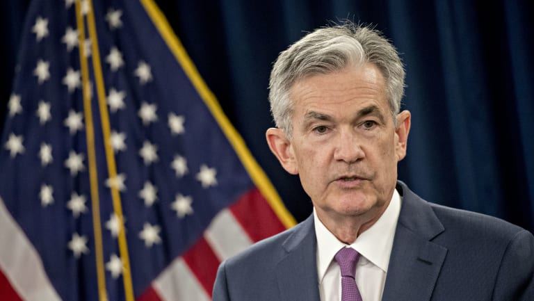 Fed chief Jerome Powell.