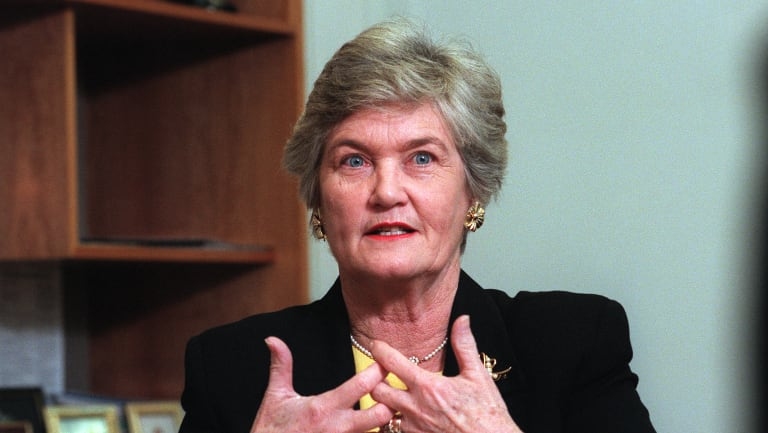 Former Howard government minister Jocelyn Newman has died after a long battle with illness.