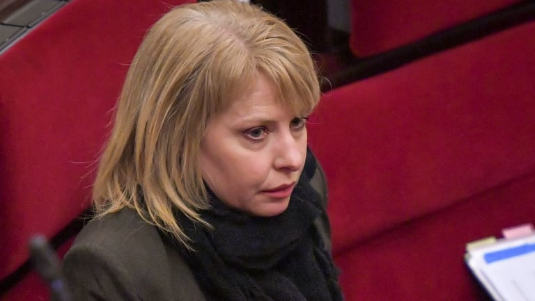 Victorian MP Rachel Carling-Jenkins.