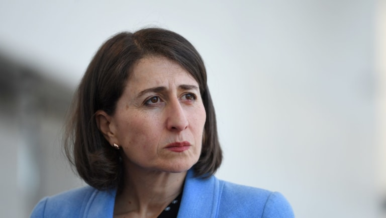 The Iranian embassy has written to NSW Premier Gladys Berejiklian asking her to intervene in the case of Patient A.