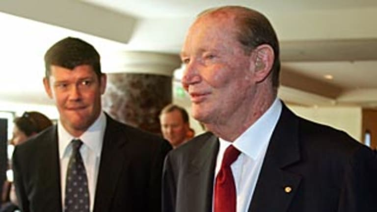 The company was formed by the late billionaire Australian businessman Kerry Packer 35 years ago with the purchase of a Northern Territory cattle station.
