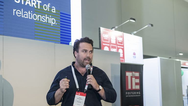 Paul Weingarth is the founder of Ping Data and took out the  2018 CEBIT PitchFest.