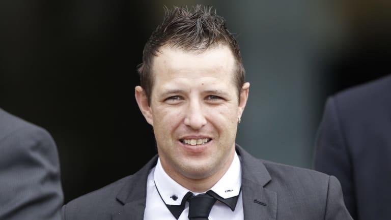 Canberra trainer Luke Pepper.
