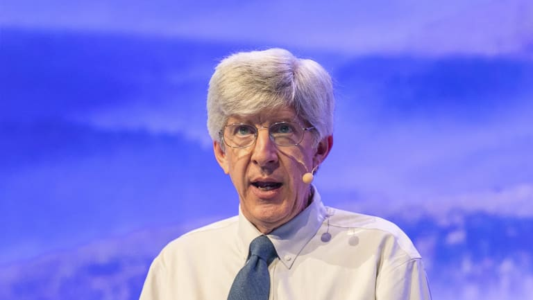 Peter Coffee, Salesforce vice president for strategic research.