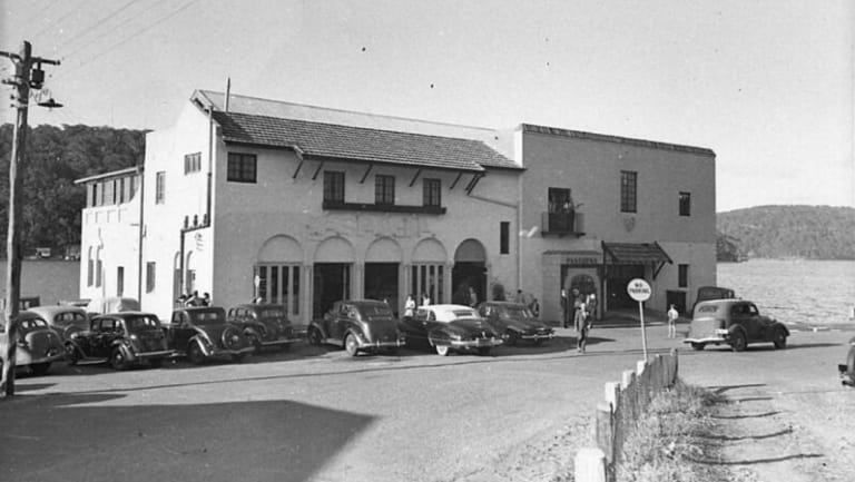 The Pasadena was described as 'one of Sydney's most exclusive roadhouses' before World War II.