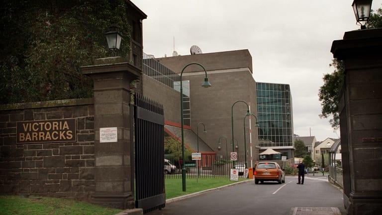The Melbourne Arts Precinct blueprint suggests that Victoria Barracks become part of the cultural precinct.