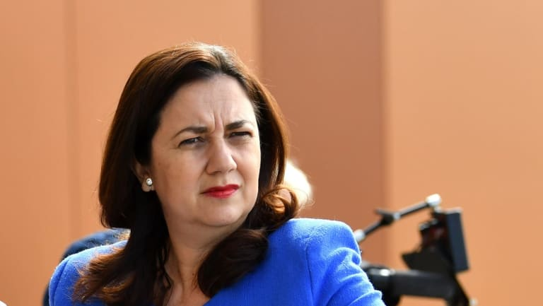 Queensland Premier Annastacia Palaszczuk says the Buy Queensland policy is nothing new, as other places have similar arrangements.