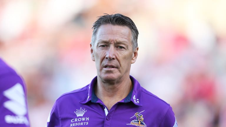Staying or going? Storm coach Craig Bellamy is poised to make a call.