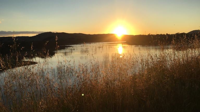 Lake Eildon is a key source of water for the Goulburn River, one of the most important in the Murray-Darling Basin.