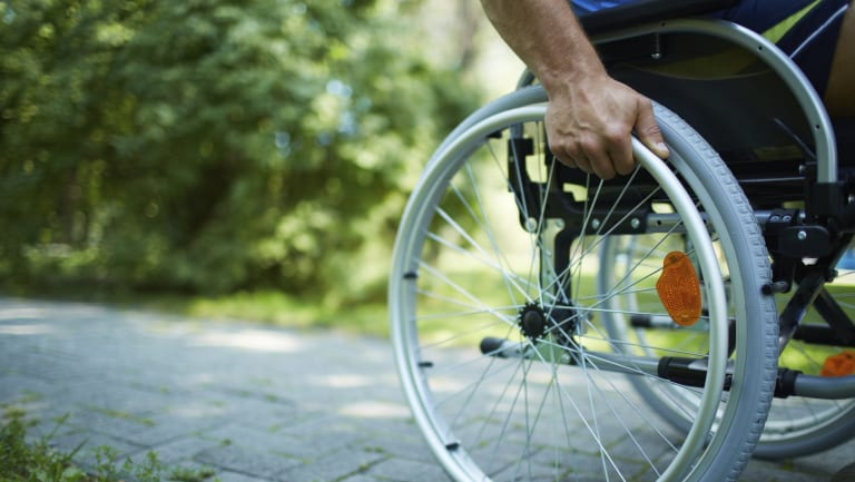 The private sector is lining up to register with the NDIS.