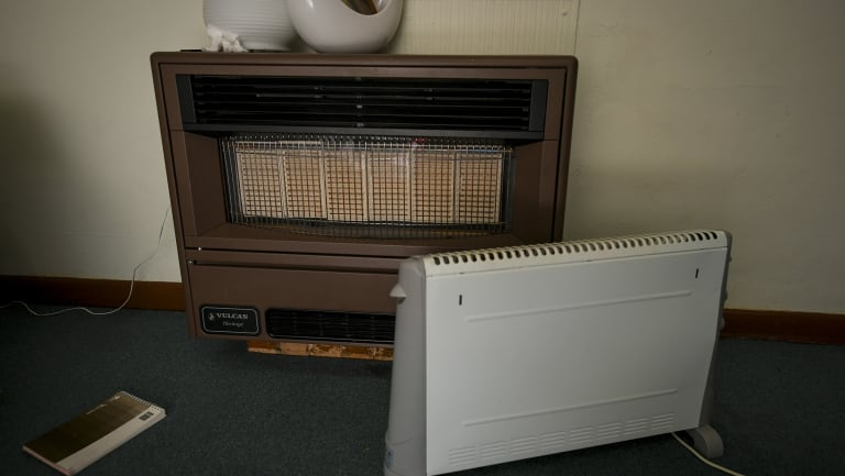 Sami Abdullahi purchased a new heater once he was told to stop using his potentially-dangerous Vulcan gas heater.