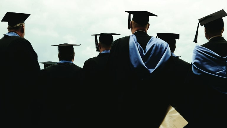 Employers are looking beyond grades.