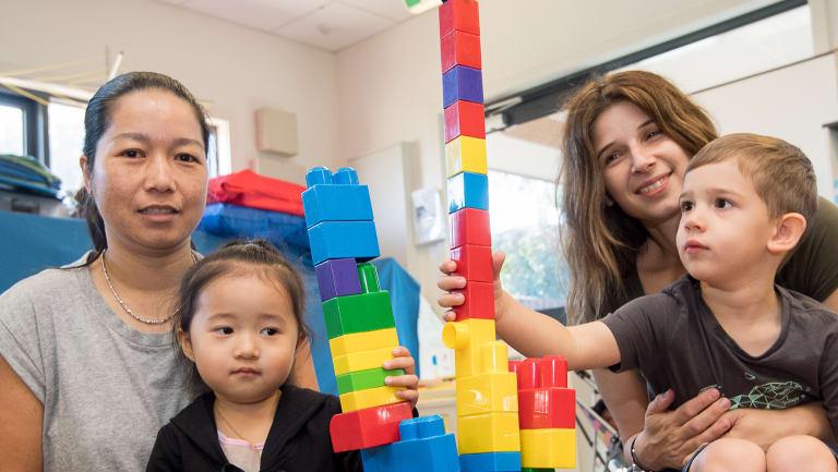 Kings Park Primary school is among 330 Australian schools that have been identified as big improvers in NAPLAN.