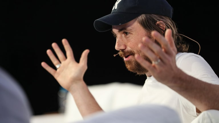 Atlassian's Mike Cannon-Brookes has backed Spaceship.