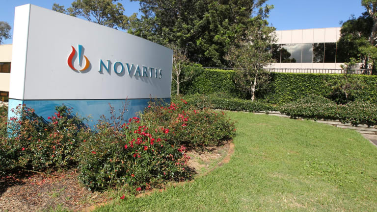 Novartis Pharmaceuticals Australia. 54 Waterloo Road, Macquarie Park