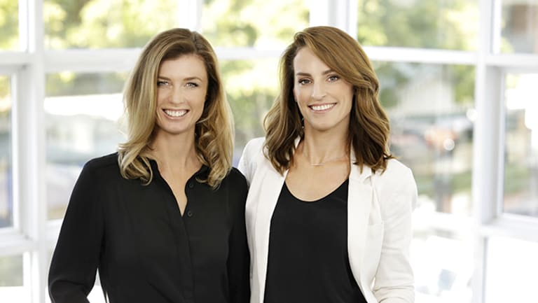 Nadia Tucker and Stevie Angel, the founders of Active Truth.