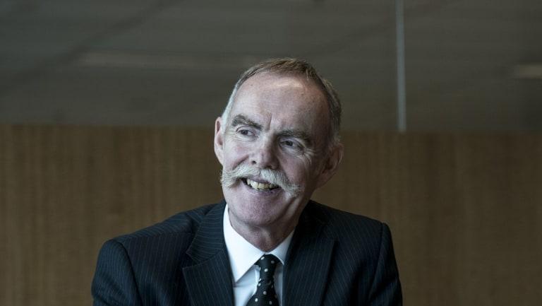 AustralianSuper chief executive Ian Silk.