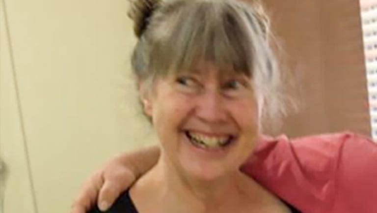 Therese Ann Cook, 58, was arrested on Monday February 5.