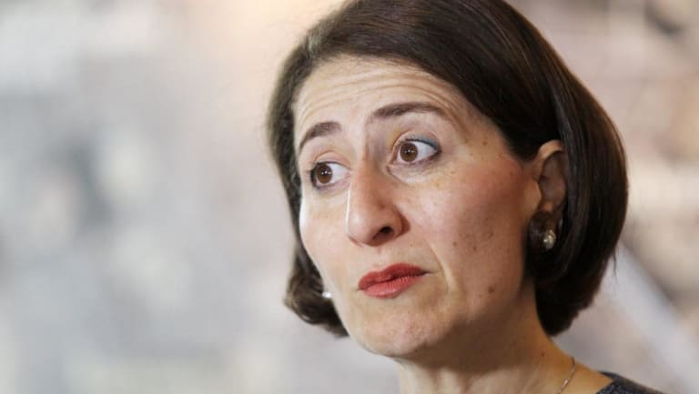 Western Sydney leaders have urged Gladys Berejiklian to stay steadfast.