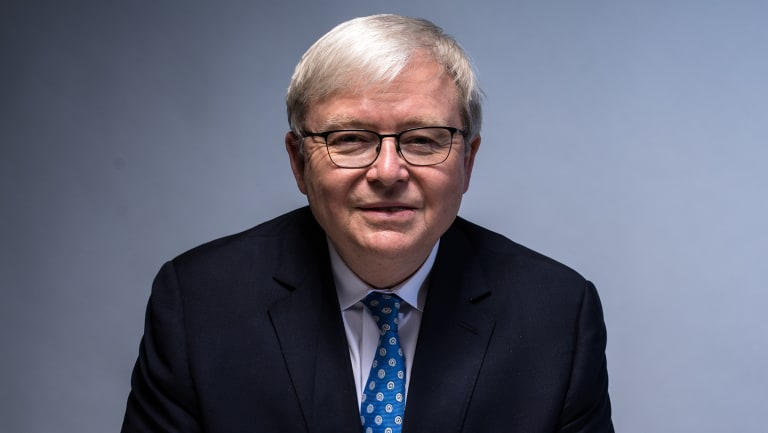 Kevin Rudd, Australia's former prime minister, introduced a $42 billion stimulus package in response to the GFC.