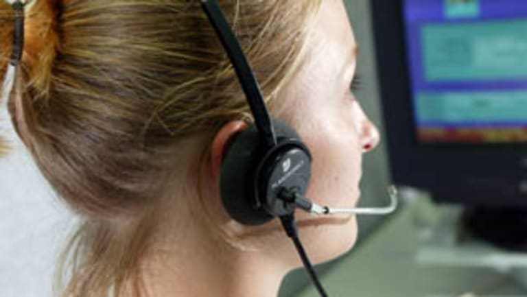 Call-centre workers fear greater automation.
