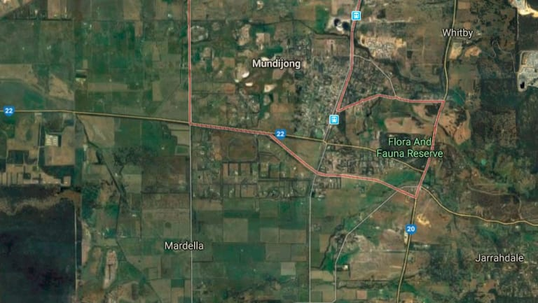 """West Mundijong is set to become a new """"industrial hub""""."""