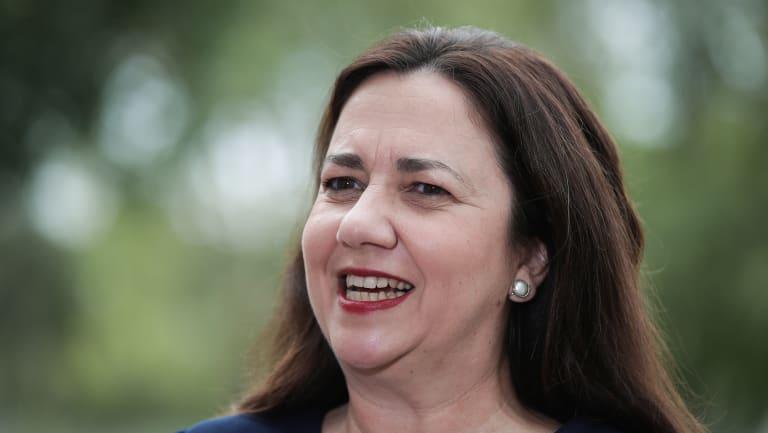Queensland Premier Annastacia Palaszczuk has a long list of promises to tick off this term.