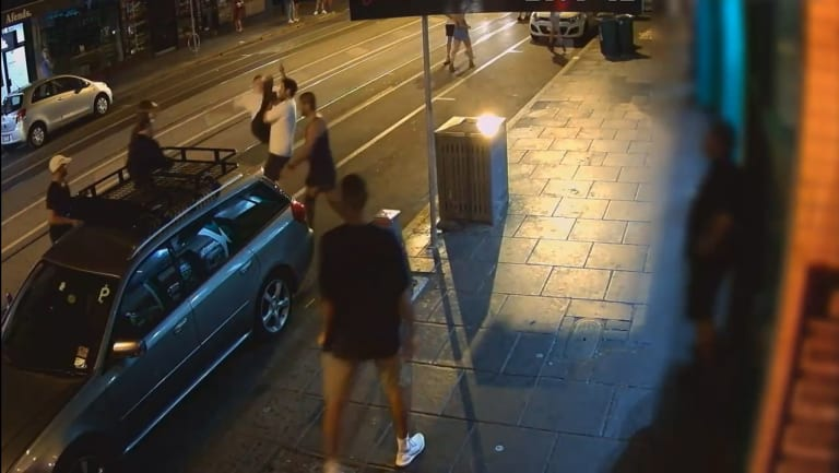 Police described the brawl as ''brutal'' and ''vicious''.