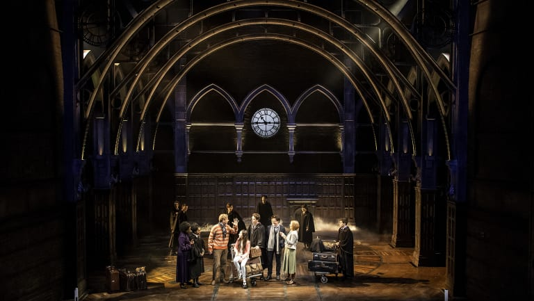 Melbourne's Princess Theatre will welcome Tony Award-winning Harry Potter and the Cursed Child in early 2019.