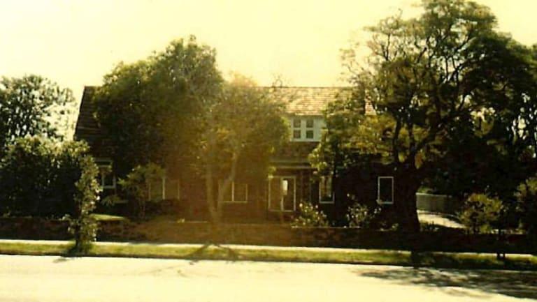 Warminda Hostel housed children just east of Perth.