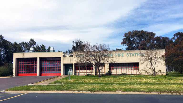 PFAS contamination has been confirmed at the old Charnwood fire station, which is slated to become a child care centre.