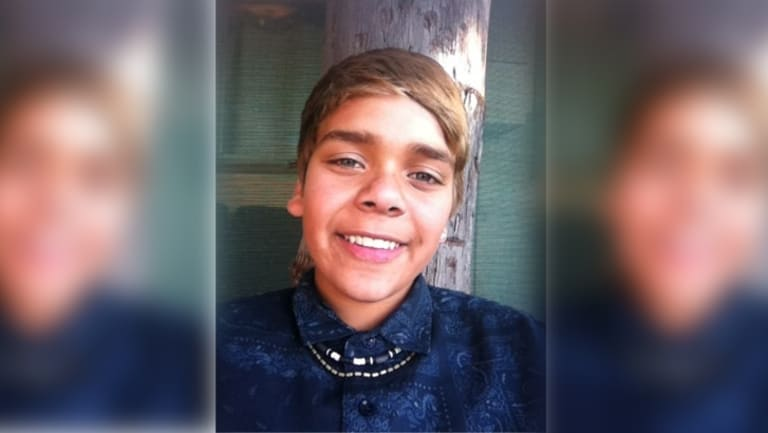 Elijah Doughty died after being hit by a ute.