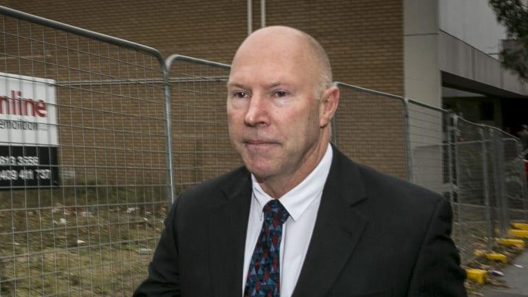Senior Constable Dennis Gundrill.