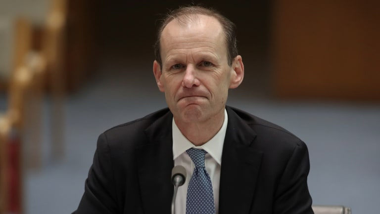 The issue was raised repeatedly in the committee hearings in October, and at the time ANZ chief executive Shayne Elliott committed to making the change.